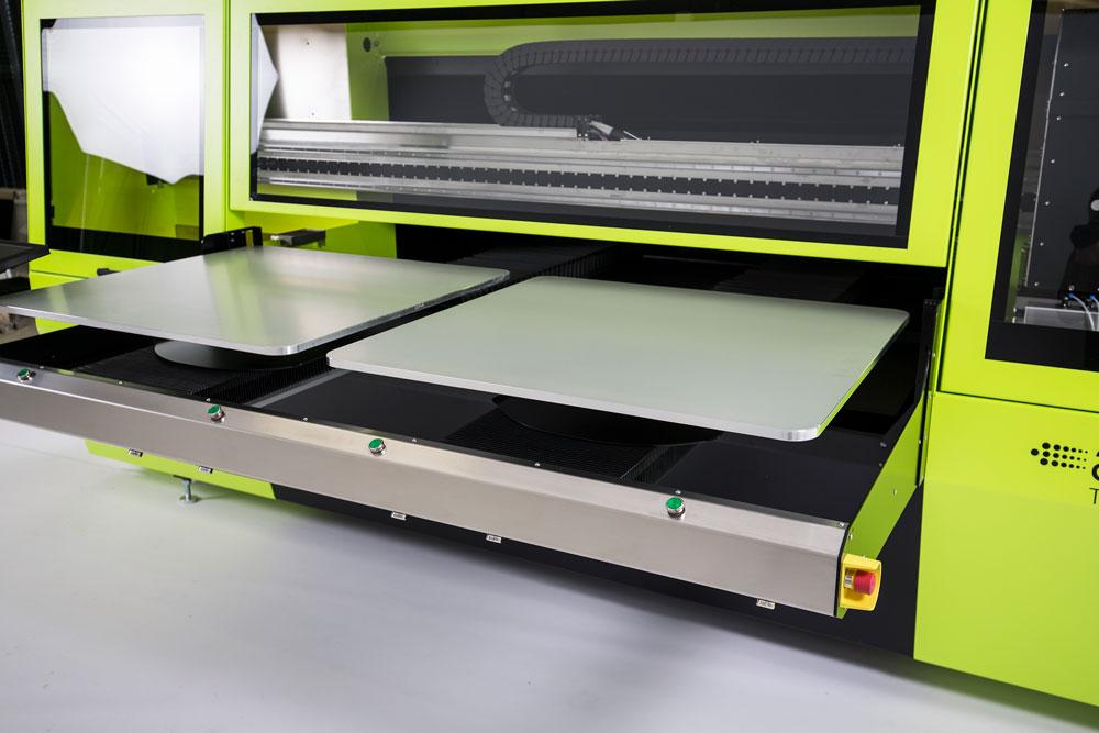 Kyo Serie - Rahmenlose Paletten - aeoon technologies