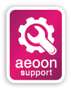 aeoon Qualitätssiegel Support