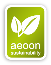 aeoon Qualitätssiegel Sustainability