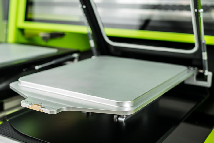 Compact - Einfacher Palettenwechsel - aeoon technologies