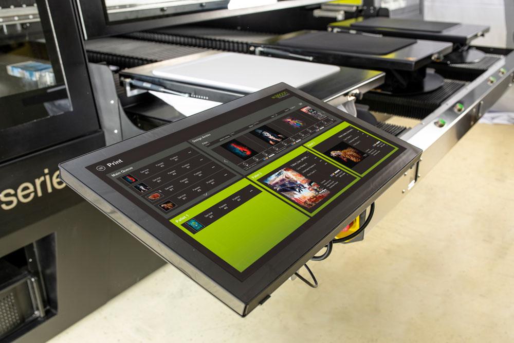 Kyo Link - unabhängige Druckstationen - aeoon technologies