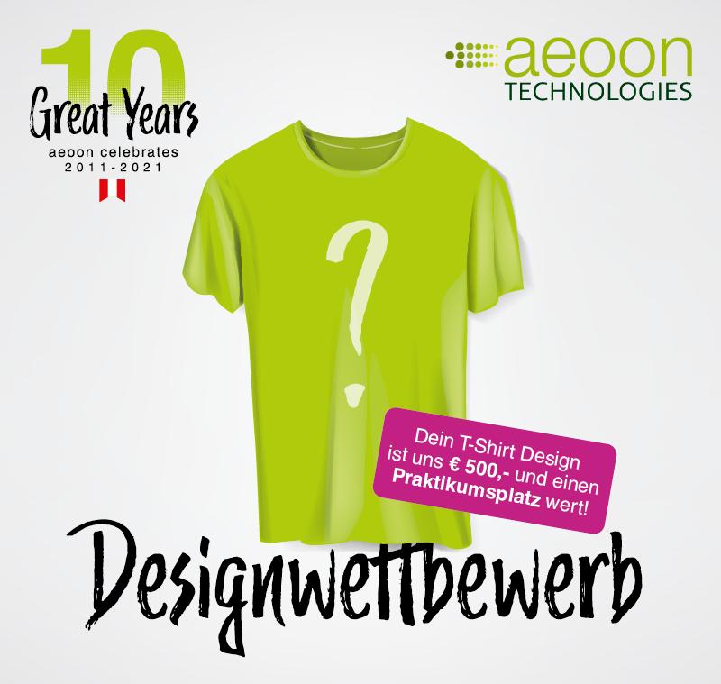 aeoon Designwettbewerb 2021