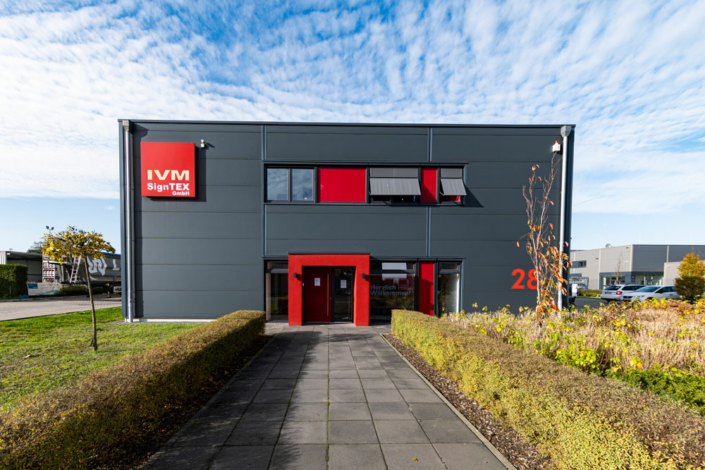 IVM SignTex Vertriebspartner von aeoon technologies