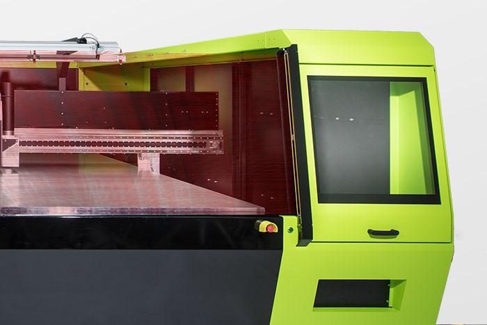 aeoon Flachbett Serie - hoher Schicherheitsstandard - Großformatdrucker