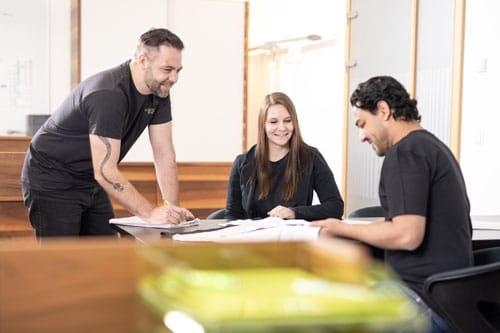 Backoffice Mitarbeiter *in für unsere Salesabteilung - aeoon technologies