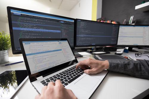Web developing - aeoon technologies